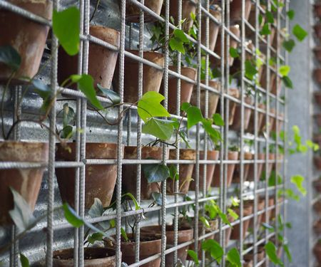 sustainable restaurant green house perth australia building covered in potted strawberry plants and farm restaurantrestaurant ideasrestaurant - Farmhouse Restaurant Ideas