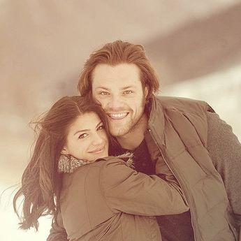I'm sorry, but how did I not know that Jared Padalecki and Genevieve Cortese were married... when did that happen?