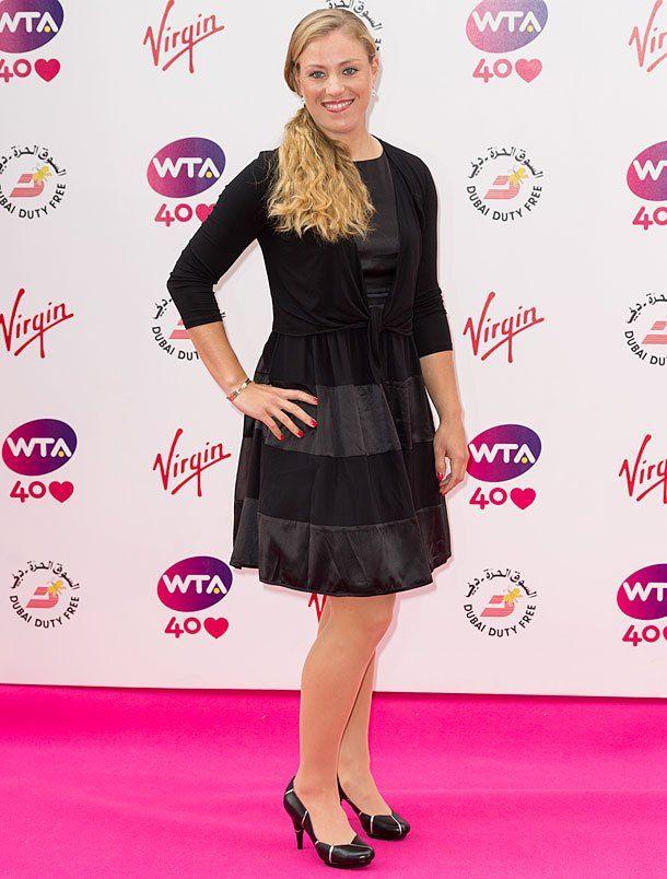 Angelique Kerber at the 2013 WTA Pre-Wimbledon Party