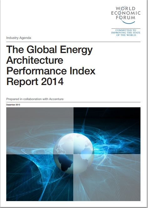 The Global Energy Architecture Performance Index Report 2014 #wef #wefreport #architecture http://www.weforum.org/reports/global-energy-architecture-performance-index-report-2014