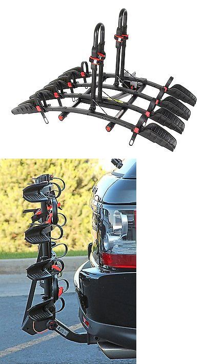 Car and Truck Racks 177849: Road-Max Rmbr4 Hitch Mount Tray Style 4 Bike Carrier -> BUY IT NOW ONLY: $402.66 on eBay!