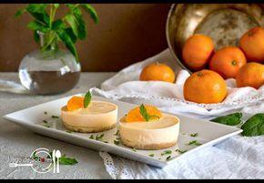 Pastelitos de mandarina. Qué postre tan sensacional nos muestran cómo hacer desde el blog Juego de Sabores.