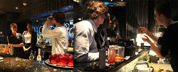 Cocktail Bar Mayfair - MasterclassChic Cocktails, Cocktails Bar, S'Mores Bar, S'More Bar, Bar Mayfair, Cocktails Masterclass