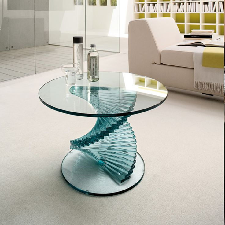 26 best Glass or crystal tables // Tavoli in vetro o cristallo ...