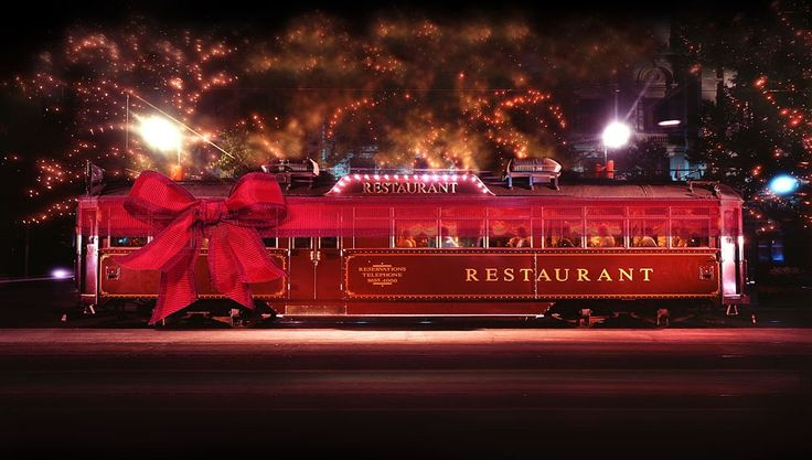 The Colonial Tramcar Restaurant - A Melbourne Dining Experience