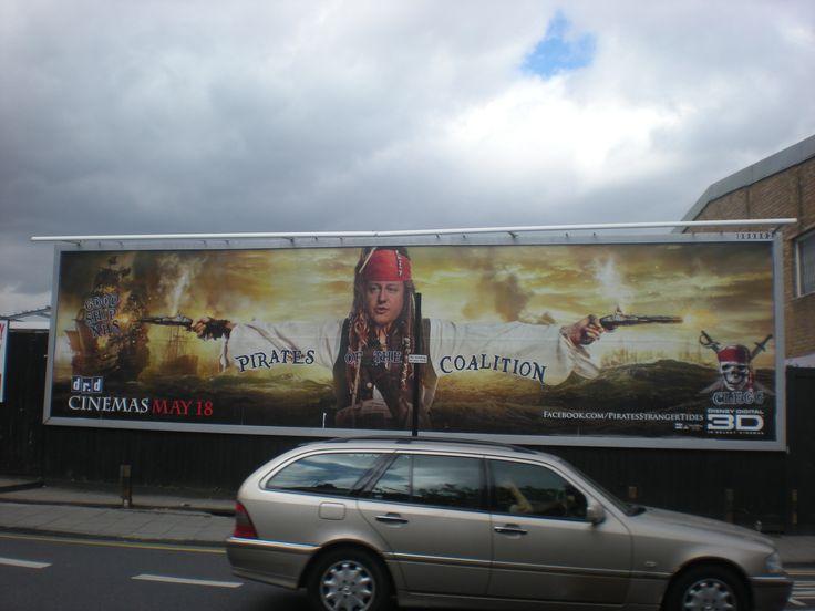 Pirates  Dalston May 2011