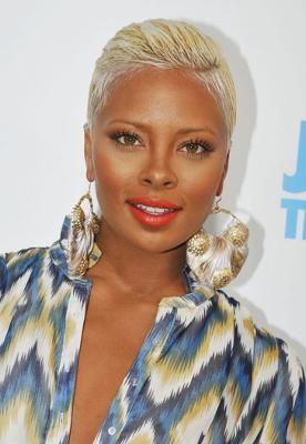 Eva Marcille -  Light golden pearl blond