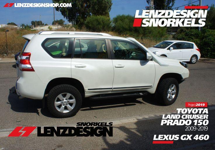 Lexus GX 460 Toyota Land Cruiser Prado 150 Lenzdesign