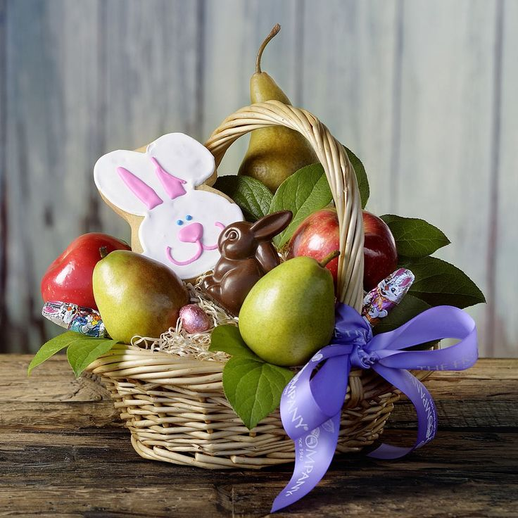 10 best easter gift baskets images on pinterest fruit colors hoppy easter basket every child will love this vibrantly colorful easter basket so hop negle Images
