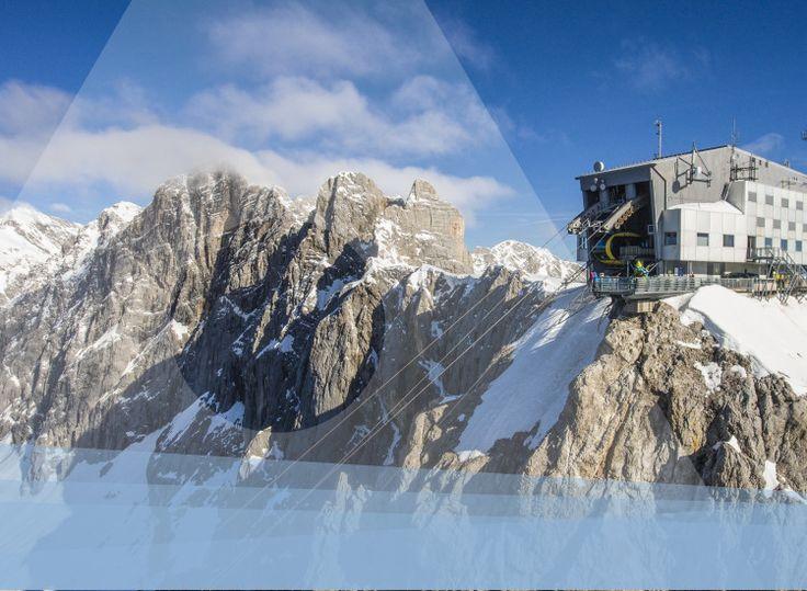 Die Dachstein Bergstation