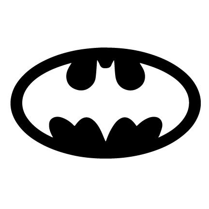 Image of Batman Logo 1989