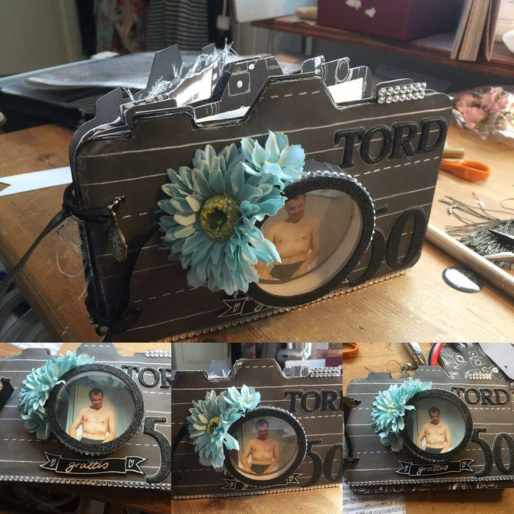 Camera giftcard holder...