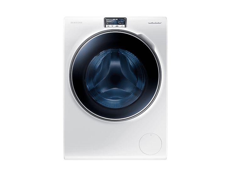 Hier finden Sie Ihre Samsung Waschmaschine mit der neuesten Technologie: gründlich, sparsam und mit bester Energieeffizienzklasse.