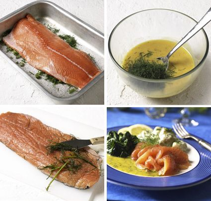 Norwegian Salmon and a Gravlax Recipe | Food worth eating | Pinterest