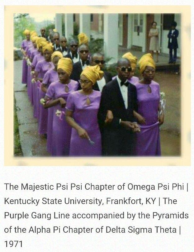 Atlanta Metropolitan College Omega Psi Phi 67