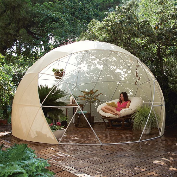 Great Multi-purpose Garden Igloo - #Sheds,HutsTreeHouses #Garden #Kids #Patio #Shed