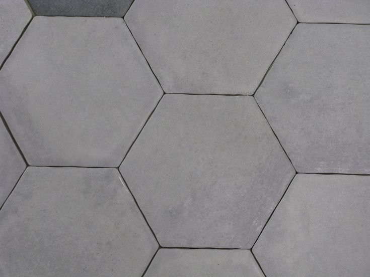 Carrelage hexagonal sol et mur 15x15 cement durstone for Carrelage 5x5