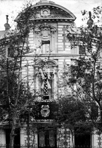 Palacio de los duques de Bailén, tambien llamado del Marqués de Portugalete.