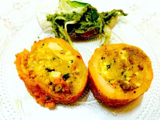 Pot Pot Potatoes (Healthy Snacking) Recipe by Monika Patel on Plattershare