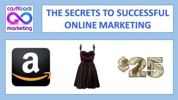 Jeden z príkladov - Amazon - šaty - napr. 5% provízia z $ 500 = $ 25
