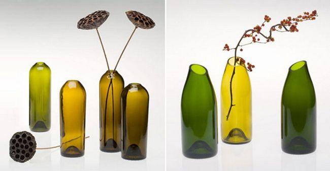 NapadyNavody.sk   Perfektný trik ako rýchlo a bezpečne rozrezať sklenenú fľašu + kreatívne nápady