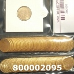 1 GRAM of PURE GOLD - HALF-NAPOLEON (LSP) 10 FRANCS Issued from a batch of 100 Half Napoleons  http://www.lingold.com/1-gram-of-pure-gold---half-napoleon--lsp--10-francs.htm?ob=piece=listeVente_id=96