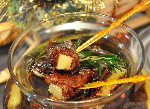 Маринованные финики, фаршированные сыром (отличная закуска к вину для праздничного стола) - Вкусная пауза