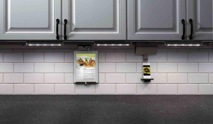 Modular under cabinet system from Legrand® | Under cabinet ...