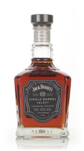 Jack Daniel's Single Barrel Whiskey  - Master of Malt