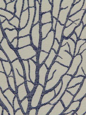 Treebranchfabric  Tree Branch Cobalt Robert Allen