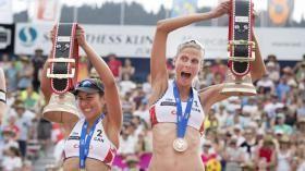 Certains athlètes canadiens ont décroché des médailles alors que d'autres sont passés à l'histoire au cours du dernier week-end. Voici...