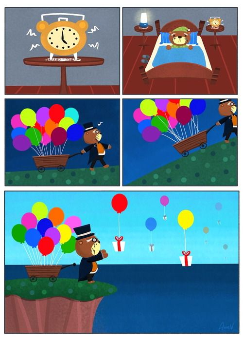 Animal Crossing. This warms my heart. Never really thought about it before..