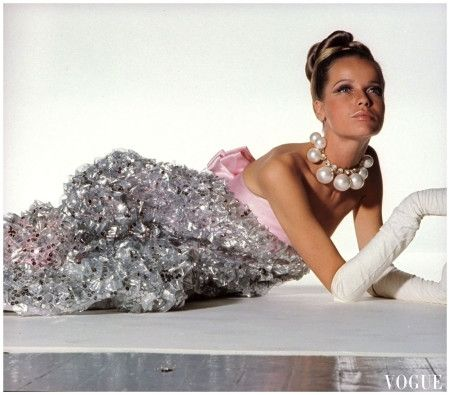 Veruschka Irving Penn, Vogue, September 1, 1966