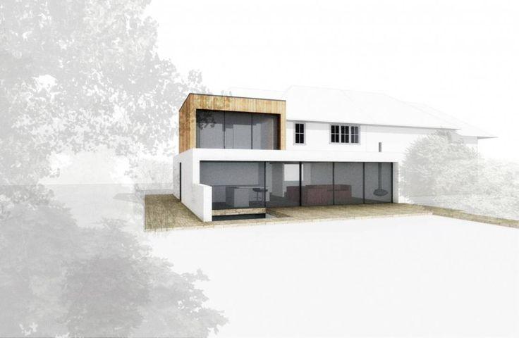 Encontre o melhor Arquitectos para a sua casa na homify. Adam Knibb Architects: Arquitectos em Winchester.