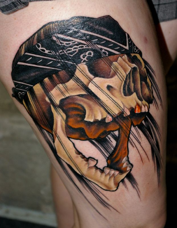 Jay Marceau - Tattoo Artist from Quebec City — Work