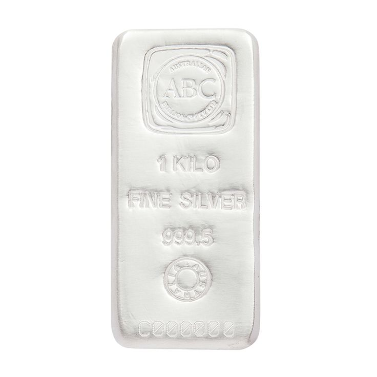 The ABC Bullion 1kg silver bar is the industry standard in 999.5+ physical silver investment. Shop for this item 24 hours a day, 7 days a week at https://www.abcbullion.com.au/store/silver/sabc32151kg-abc-bullion-cast-bar #abcbullion #silver #cast #bar #pallion
