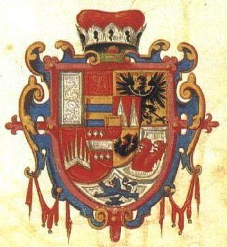 Coat of Arms of Karel Liechtenstein