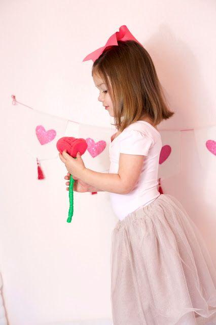 Kids Valentine's Photoshoot, Valentine's Day Photo Session, Happy Valentine's Day 2017