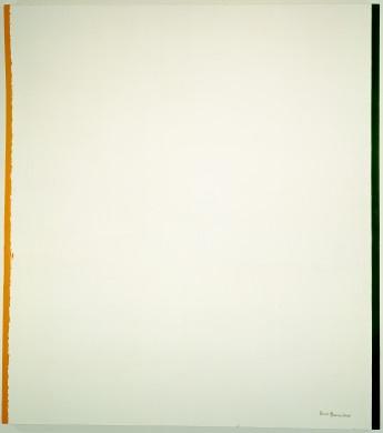 Barnett Newman ~ Be II, 1961-64 (acrylic, oil)