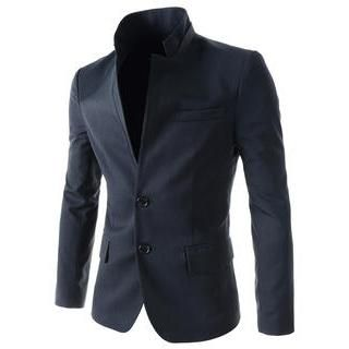 Buy 'TheLees – Two-Button Jacket' with Free Shipping at YesStyle.ca. Browse and shop for thousands of Asian fashion items from South Korea and more!