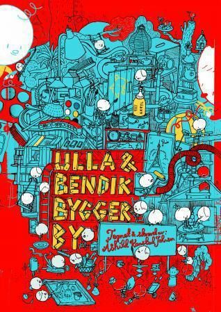 Ulla & Bendik bygger by