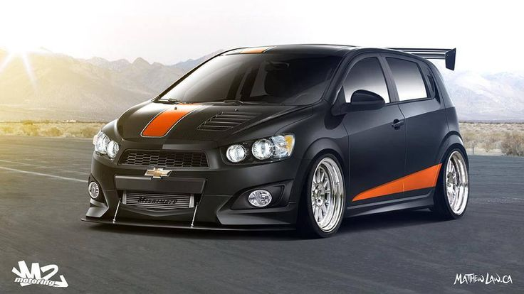 m2 motoring 2013 sema show chevrolet sonic hatchback matthew law rendering 960 540. Black Bedroom Furniture Sets. Home Design Ideas