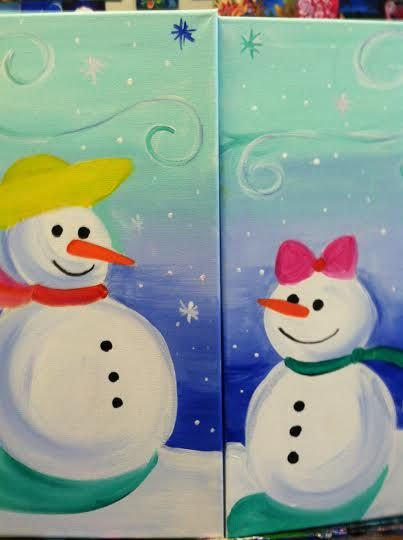 ABK mommy and me snowmen-19.jpg (403×540)