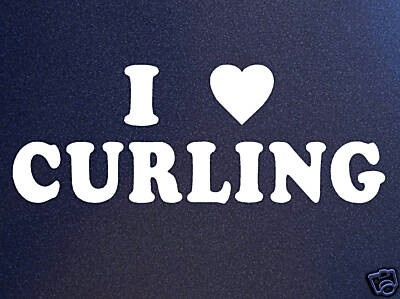 My big love *.* best sport ever! Curling *.*