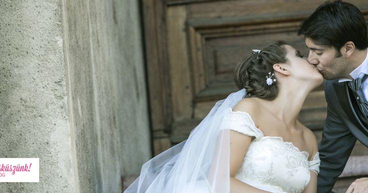 Rajta áll vagy bukik az esküvő? - A fotós is sokat számít | Femcafe