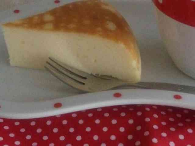 Japanese baked cheesecake in the rice cooker! 炊飯器で♪爽やか☆ベイクドチーズケーキ☆の画像