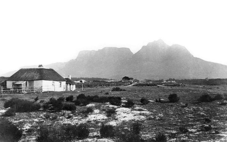 Park Road, Rondebosch, 1900s
