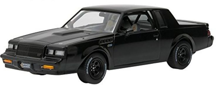 GreenLight 2009 Fast and Furious - 1987 Buick Grand National GNX Die Cast Car #Greenlight