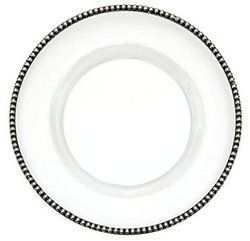 Arte Italica Tesoro Dinner Plate by Arte Italica. $106.00. Arte Italica Tesoro Dinner PlateThis dinnerware was created by an Italian fashion designer then hand-crafted using a delicate glaze over a rich - black clay. The beautiful details create an elegant, unique addition to any table.