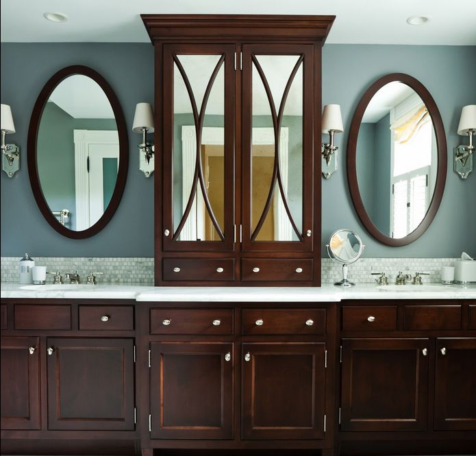 Colors For Master Bathroom: Classic Bathroom - Love The Colors